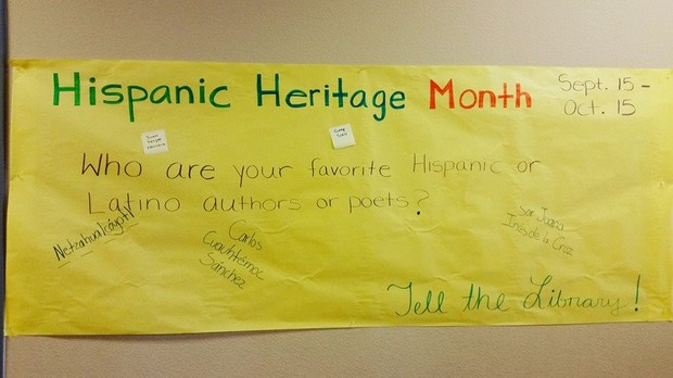 How has your Hispanic heritage influenced your academic and personal long-term goals?