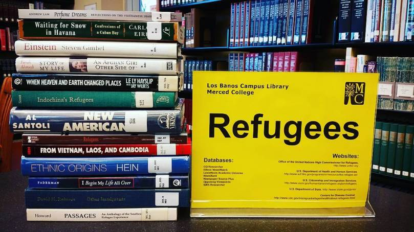 Image result for refugees libraries