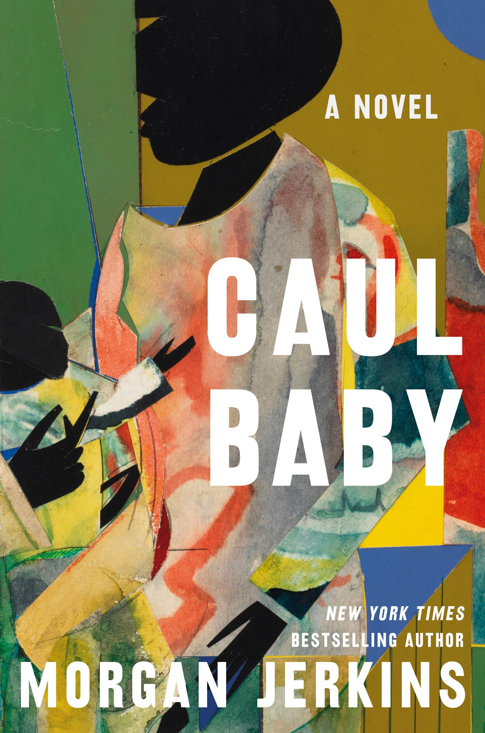 Cover of Caul Baby