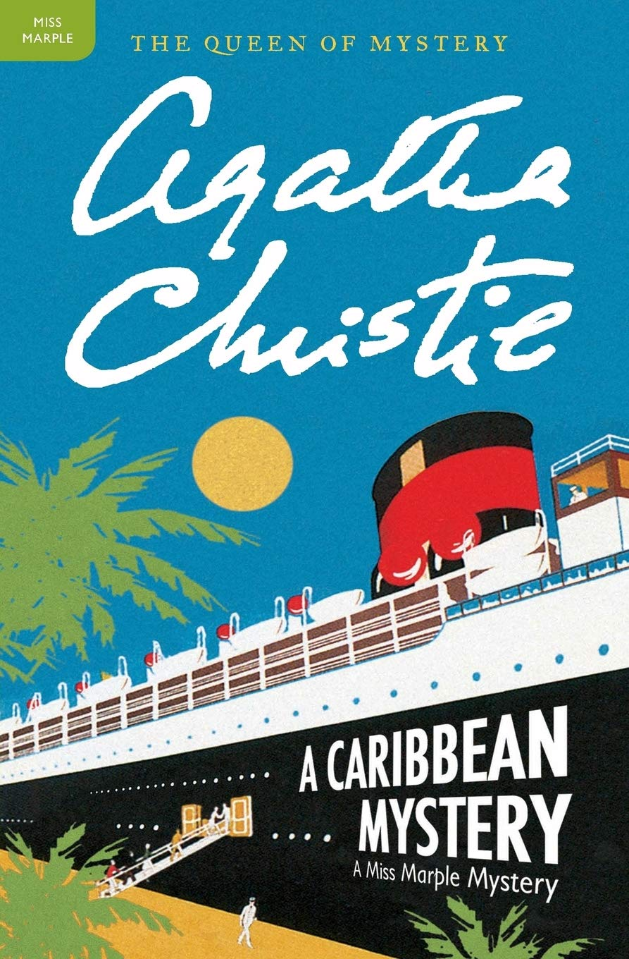 Cover of A Caribbean Mystery